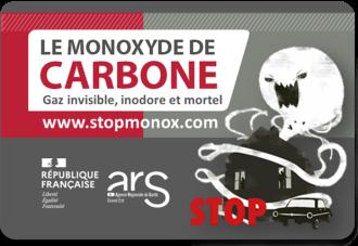 Vignette StopMonox ARS - Monoxyde 2020